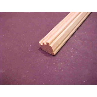 "Dura Craft Compatible 5-161 Window Molding 23"" Long  dollhouse 1pc"