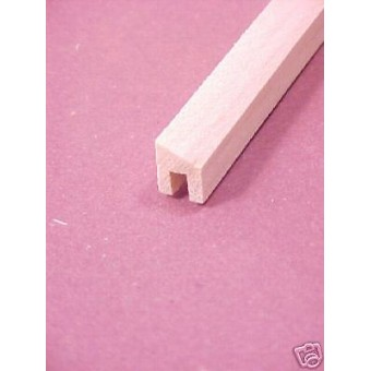 "Corner Post 22-1/2 degree  Dollhouse 2pc 24"" fits S5-76"