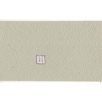 1/48 O  Scale -  Fieldstone Gray  Sheet 7x24   plastic 1pc building MBFS4