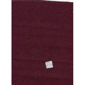 "Carpet - Wine -  13"" x 18""  Floor Sheet FF5979 dollhouse miniature 1/12 scale"