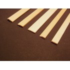 Victorian Baseboard molding miniature dollhouse trim  6pcs 1/12 scale MW12003