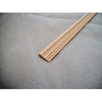 3 Step Door & Window Casing -  molding dollhouse 1pc #7056 1/12 scale Houseworks