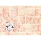 Floor Tile Sheet - Rose Marble MH5955 dollhouse 8.5x11 card stock 1/12 scale