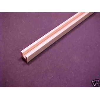 Rear Corner Post & Edge fits Dura Craft part # 5-1 1pc