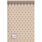 "Brodnax Prints - ""Byzantium"" 1VT316 miniature Victorian wallpaper 1/12 scale"