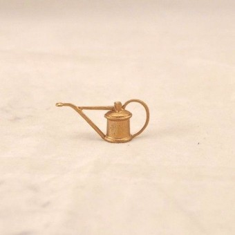 Watering Can - 1/12 scale dollhouse cast metal miniature ISL0230