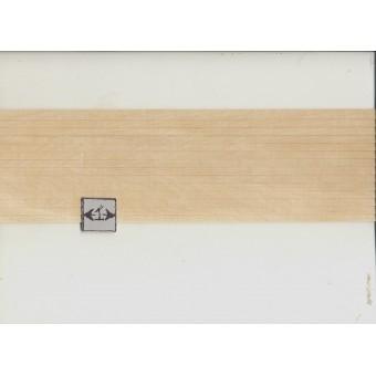 "Lap Siding 1/4"" basswood 24"" long 1pc Houseworks 1/24 scale 7035 miniature"