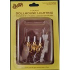 Light - Brass Candle Wall Sconce 2527 dollhouse miniature 1/12 scale