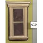 Window - Yorktown  Non-working 1/12 scale dollhouse miniature Houseworks 5041