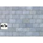 Old Grey Slate Roof  JM72 wallpaper dollhouse 1pc Jackson's Miniatures