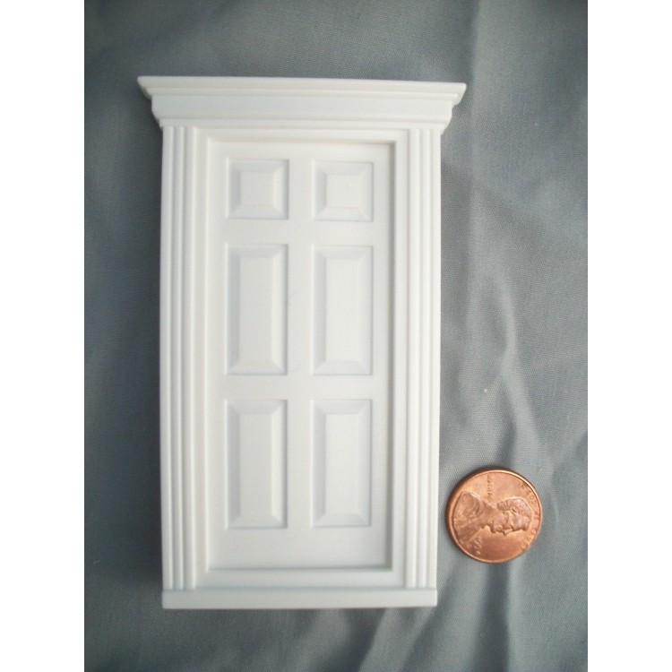 Half Scale 1 24 Georgian Front Door Jackson S Miniatures