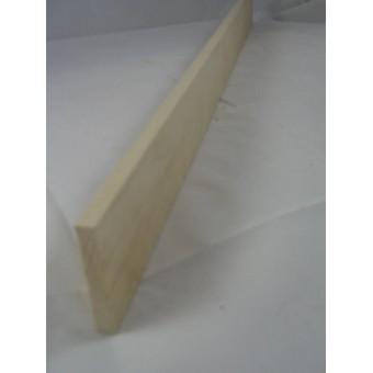 "Model Lumber 5/16 x 2 x 24"" Basswood craft hobby 1pc"