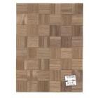 "Half Scale - Wood Parquet Flooring Sheet dollhouse CLA73144 1/12 scale 6""x8"""