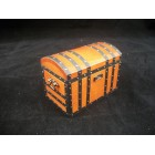 Wooden Bridal trunk  1.863/0 Reutter  miniature dollhouse 1/12 scale