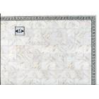 Faux Marble Tile Floor Sheet  34734 dollhouse 1pc World & Model card stock