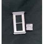 Half Scale Single Window by Bespaq S704WOP Atherton style dollhouse miniature