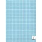 Blue w/ White grout Tile Floor Sheet dollhouse  #7316 1/12 scale
