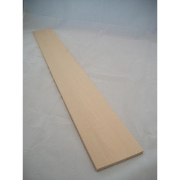 "1//4 x 3 x 23/"" Model Lumber basswood supplies wood 1pcs"