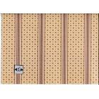 World & Model Relief 34552 Heavy Wallpaper dollhouse 1pc 1/12 scale