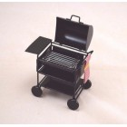 Barbecue Grill  BBQ  MA1250  miniature dollhouse outdoor 1/12 scale