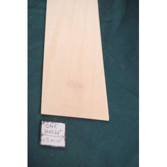 "1/32 x 3 x 23"" Model Lumber basswood supplies wood  1pc   4301"