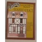 Tuxedo Place tudor style dollhouse Plan Book Houseworks