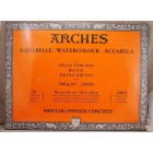 "Watercolor Paper 18"" x 24"" - Arches - 20 sheets 100% Cotton - product of France"