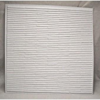 "Siding Lap  9"" Rough Wood 1/24 Half G scale molded styrene  PRE1211 15""x15"""