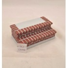 Brick Steps -  YM0230 plasic resin dollhouse miniature  1/12 scale