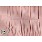 Fabric Brodnax Prints Red Stripe FEC03 miniature dollhouse Silk 1/12 scale 1pc