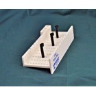 Easy Miter Box - w/ stock hold downs -   model craft   #1135 tool