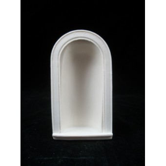 Niche -  Ornamental Recess -  UMBC2 polyresin dollhouse miniature 1/12 scale