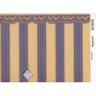 "Tara w/ Border  211D2  minigraphics dollhouse wallpaper 1pc 1/12 scale 11""x17"""