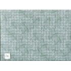 Marble Tile green paper flooring Jackson's Miniatures dollhouse JM18 1/12 scale