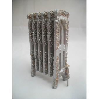 Radiator Heating Register 1.835/0 miniature dollhouse furniture metal 1/12 scale