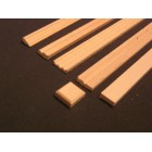 Window Door Trim #2 molding  dollhouse Casing Sill 3pcs  1/12 scale basswood