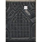 Church Architectural Details Clear 1/24 Half G scale molded styrene  PRE1267
