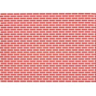 Red Brick Molded Sheet dollhouse miniature #7314  1pc 1/12 scale Houseworks