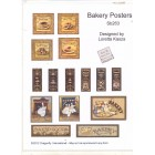 Posters - Bakery Sign Sheet  SB263 dollhouse Dragonfly 1/12 scale miniature