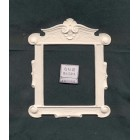 Over-mantel Frame   1pc -  UMC3  polyresin 1/12 scale dollhouse miniature