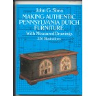 """Making Authentic Pennsylvania Dutch Furniture""  Book"