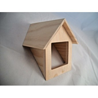 Gable Dormer #7002  dollhouse miniature 1pc wooden Houseworks 1/12 scale