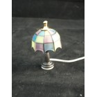 Light - Tiffany Table Lamp 2006 dollhouse miniature Houseworks 1/12 scale