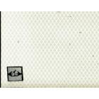 "Brodnax Prints ""Demask Cream "" 1FL132 miniature wallpaper dollhouse 1/12 scale"