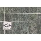 Floor Tile Sheet - Green Marble MH5957 dollhouse 8.5x11 card stock 1/12 scale
