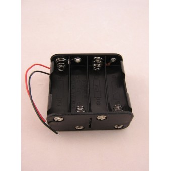 AA Battery Holder 8 cell 12 volt DC dollhouse CK0211-7