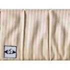 "Fabric Brodnax Prints ""Jan Stripe""  FED01 dollhouse Silk fabric1/12 scale 1pc"
