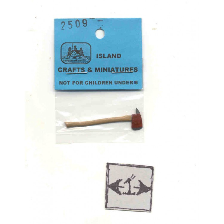 Pipe Set 1//12 scale dollhouse cast metal miniature ISL5202 4pc Smoking