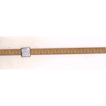 "Fancy Trim 3006 - basswood dollhouse miniature 1:12 scale 24"" long USA made 1pc"