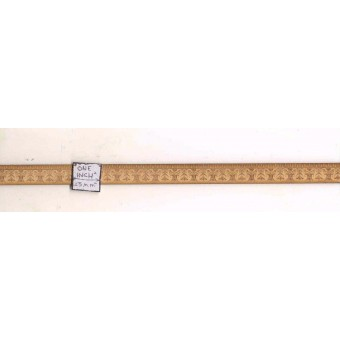 "Fancy Trim 3007 - basswood dollhouse miniature 1:12 scale 24"" long USA made 1pc"